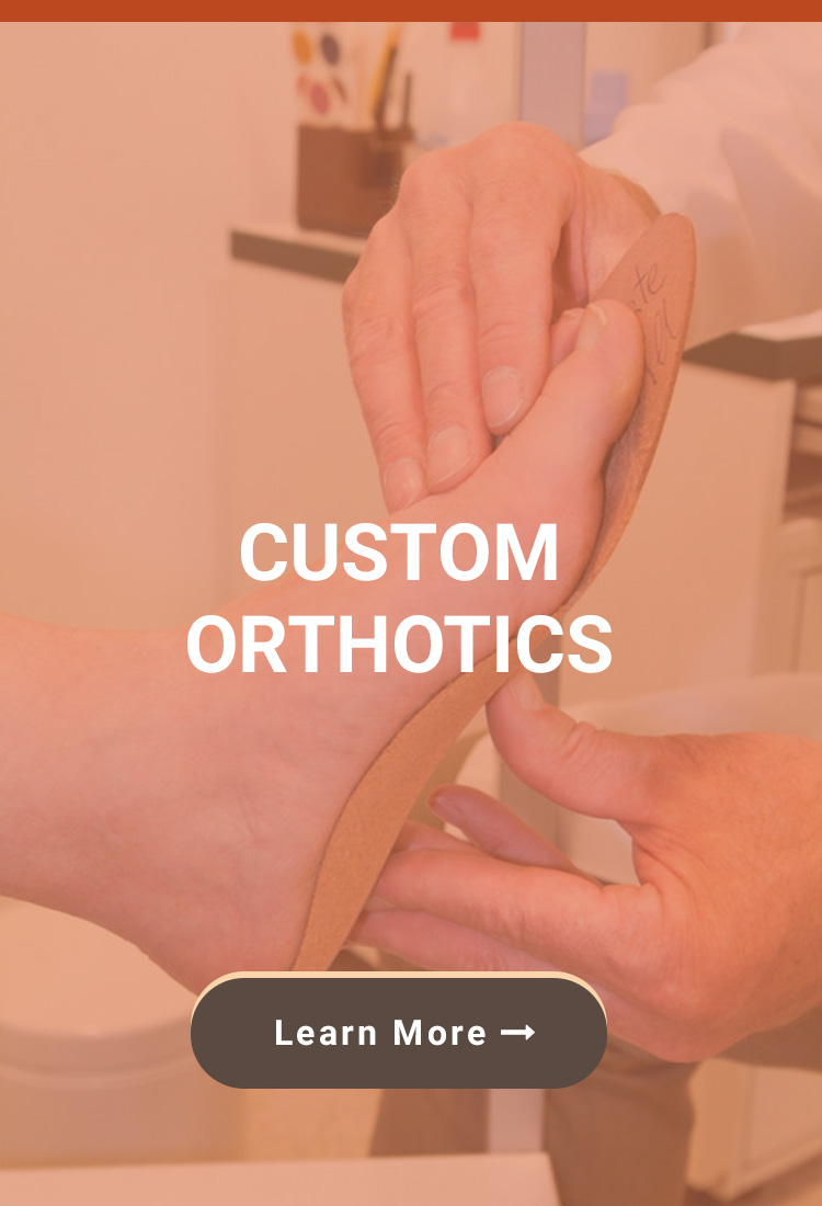 Custom Orthotics - Birmingham, AL