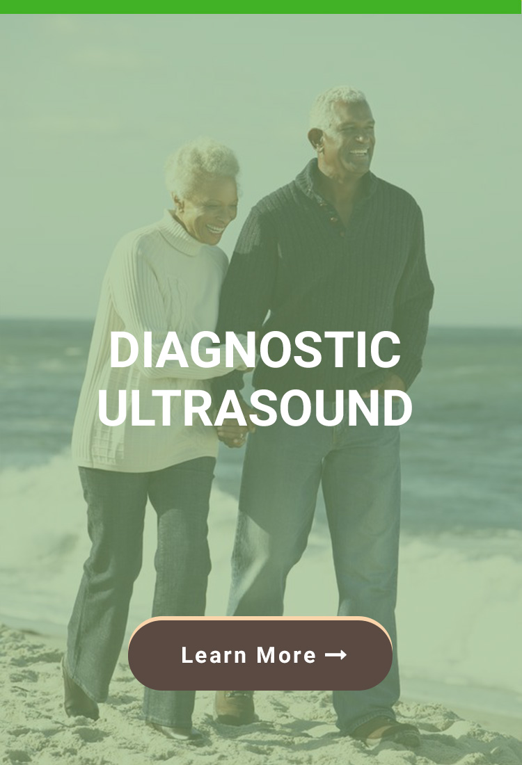 Diagnostic Ultrasound - Foot and Heel Pain Birmingham AL