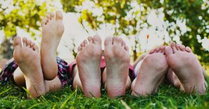 Simple Tips to Keep Your Feet Healthy