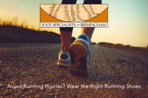 Avoid Running Injuries? Wear the Right Running Shoes